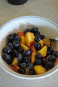Super yummy breakfast or snack!